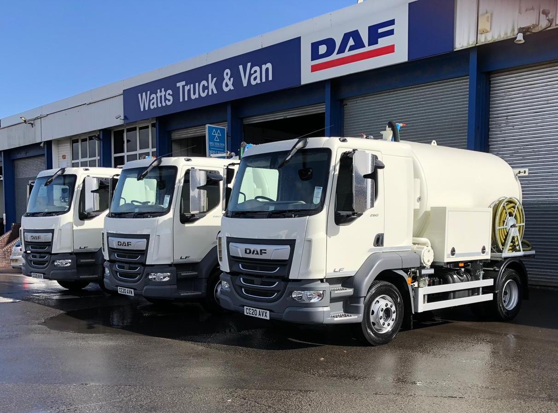 Watts Truck & Van Cardiff